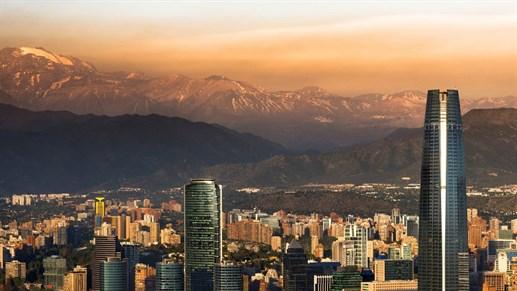 Chile Pääkaupunki