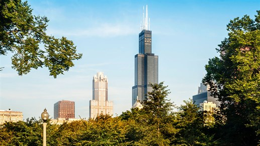 Willis Tower - Matka Chicagoon