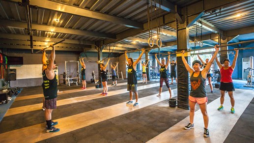 Boot camp Bali - Fitness-loma