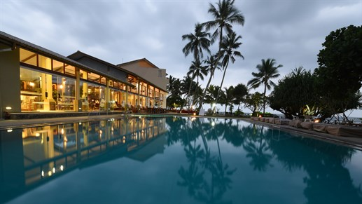 Jooga-resort Sri Lankalla