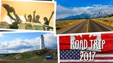 USA ja Kanada - Road trip 2017!