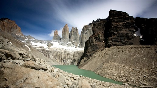 Lennot Chileen - Torres del Paine