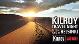 KILROY travel night @ Helsinki