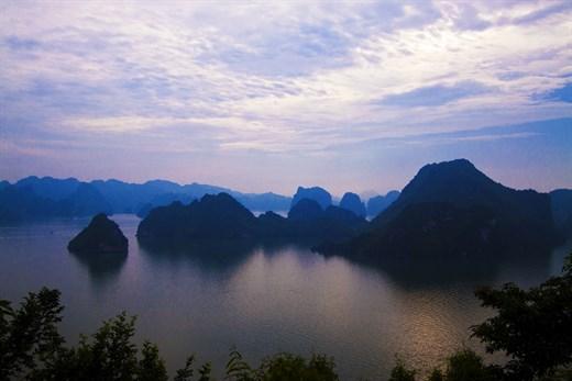 Purjehdus Vietnamissa