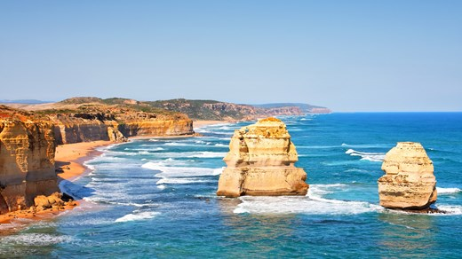 Road trip Australiassa - Great Ocean Road