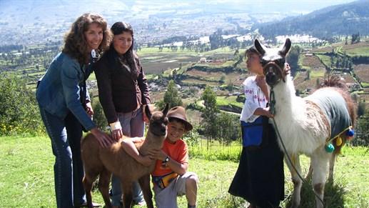Kielikurssit Ecuadorissa - Opi espanjaa KILROYn kanssa